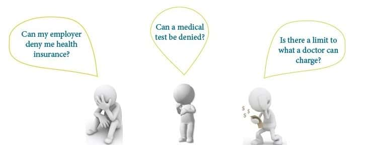 Employer Insurance, Medical Tests, Fees MIH Wesbite 150325