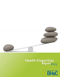 2013 Health Disparities