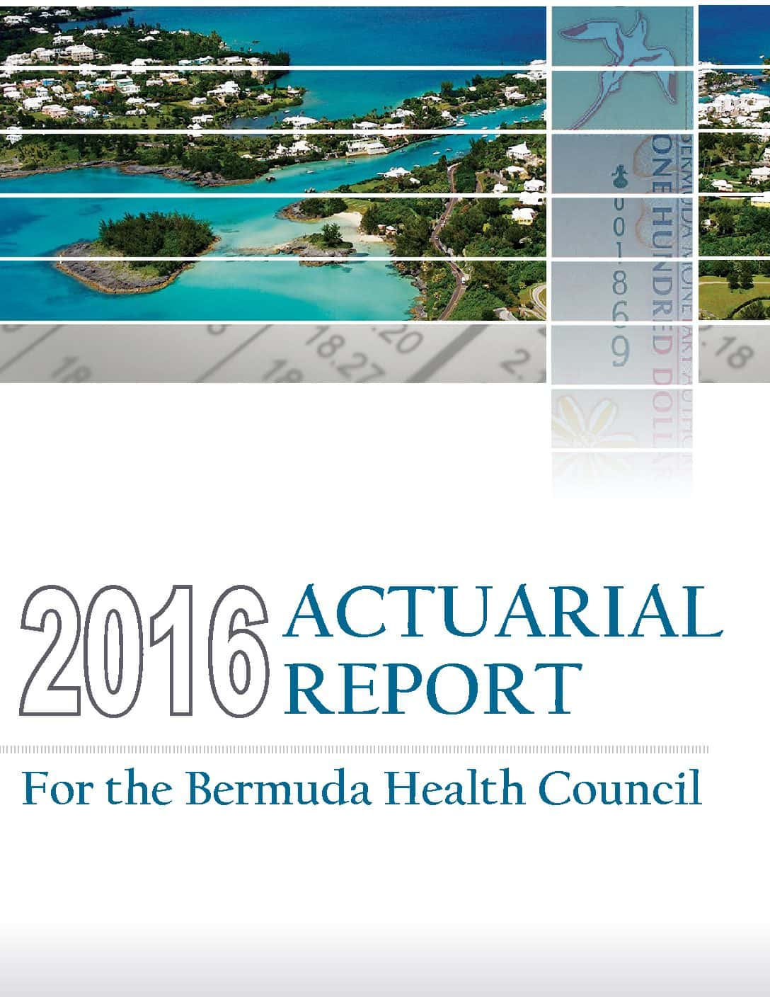 actuarial report Every three years an actuarial report is prepared to provide the government with a comprehensive statistical outline of the cost and risks of operating the lump sum and pension schemes.