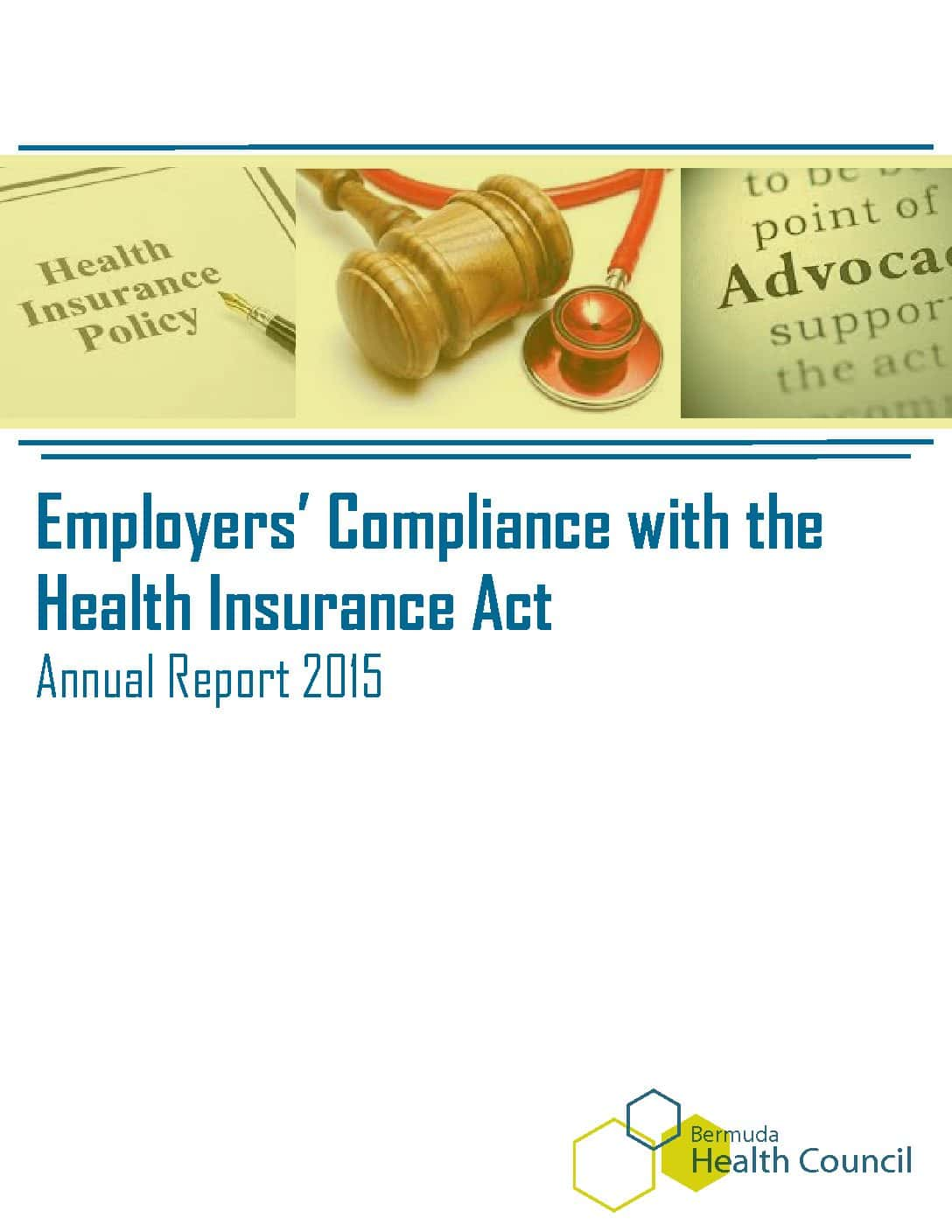 2015 Employers' Compliance Report