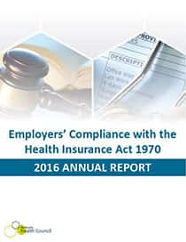 2016 Employers' Compliance Annual Report