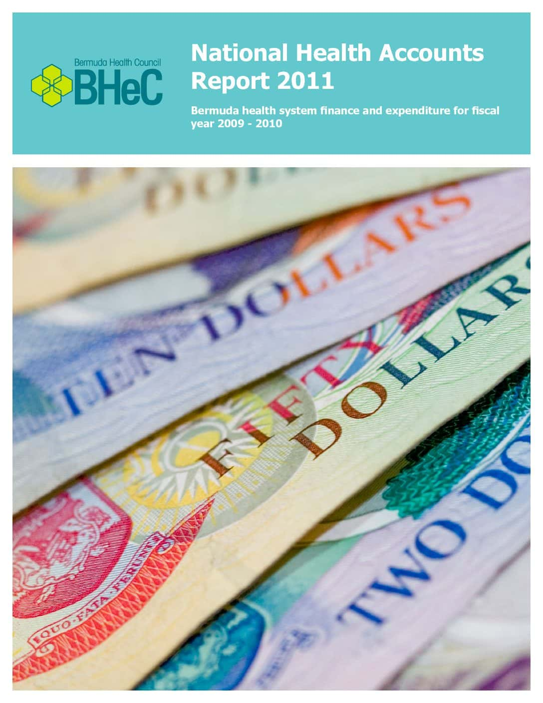 2011 National Health Accounts