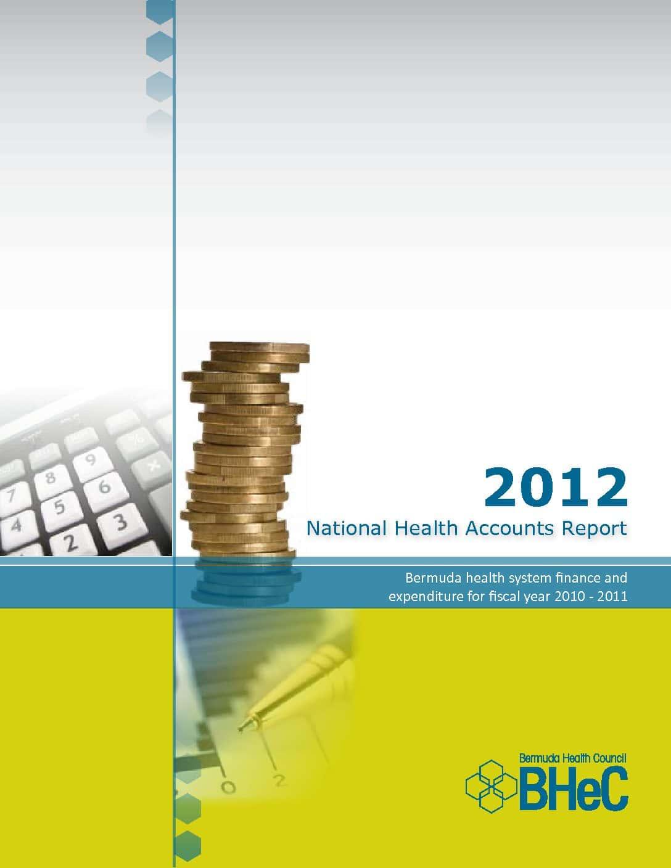 2012 National Health Accounts