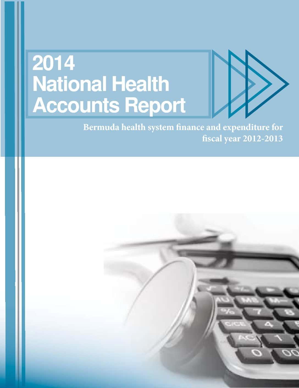 2014 National Health Accounts